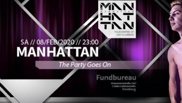 MANHATTAN - The Party Goes On