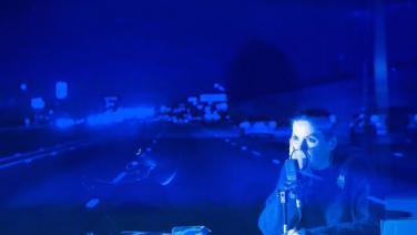 """Julia Wieninger in """"Bluets""""  Foto: Stephen Cummiskey"""