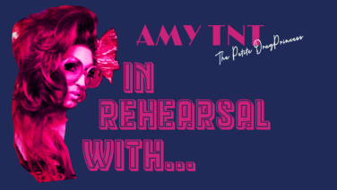 AMYTNT In rehearsal with