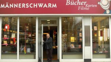 Buchladen Männerschwarm sagt Tschüss