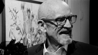 Portrait Martin Dannecker, Sexualforscher, Schwulen- und HIV-Aktivist