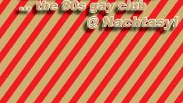DARE! at Nachtasyl Thalia Theater Hamburg 80s Club for gays and friends