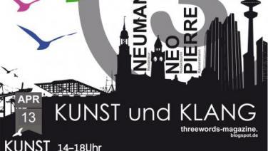 ThreeWords präsentiert: Kunst und Klang
