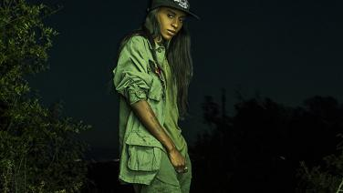 Angel Haze - Back To The Woods -Tour