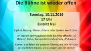 Queer Open Stage Hamburg