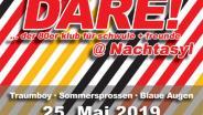 DARE! @ Nachtasyl, Thalia Theater, 80er, 80s, 80th, gay, Pop, Wave, Italo Disco, Dance Classics, Hamburg, Frl. Menke, Traumboy, NDW Spezial, Special, Neue Deutsche Welle