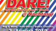 DARE! @ Nachtasyl, Thalia Theater, 80er, 80s, 80th, gay, Pop, Wave, Italo Disco, Dance Classics, Hamburg, csd, hamburg pride, 2019, carl bean, i was born this way, pet shop boys, madonna, erasure, jimmy somerville, frankie goes to hollywood, frankie dare, dj wobo, karl ludger menke, mr. chaps, ingo szogs
