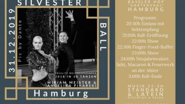 queerer Silvester Ball 2019 in Hamburg - Alsternähe (Pic by Karla Pixeljäger & Denise Lau)