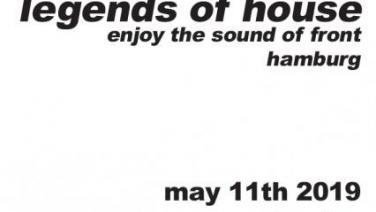 legends of house, front, yoko club, hamburg, houssound of chicago, strictly rhythm, house, acid, electro, 80s, 80th, 80er, 90s, 90th, 90er, robby front, frankie dare, jannis karakoulias, steven front