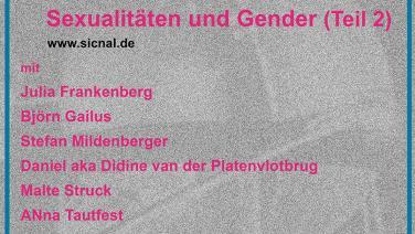 Sexualitäten und Gender (Teil2)