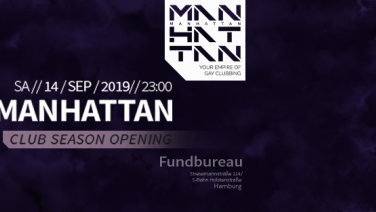 MANHATTAN - Club Season Opening
