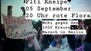 Flyer FLTI*Kneipe